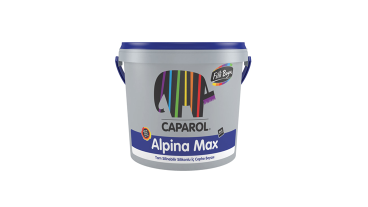 Caparol Alpina Max İç Cephe Boyası