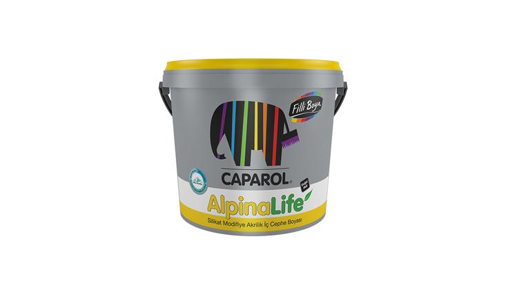 Caparol AlpinaLife İç Cephe Boyası