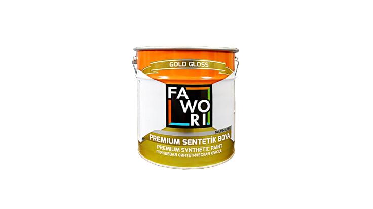 Fawori Gold Gloss Premium Sentetik Boya