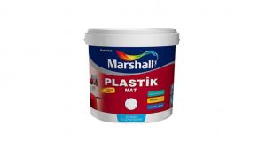 Marshall Plastik Mat İç Cephe Boyası