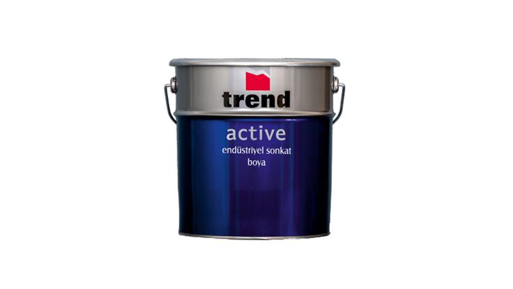 Trend Active Endüstriyel Sonkat Boya