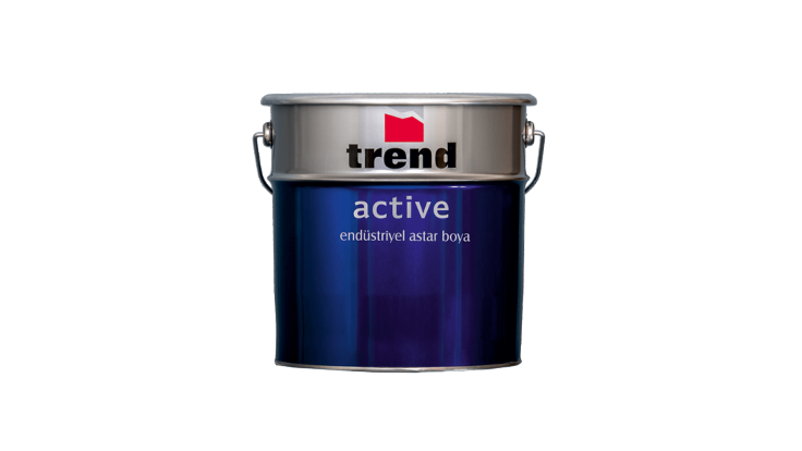 Trend Active Endüstriyel Astar Boya